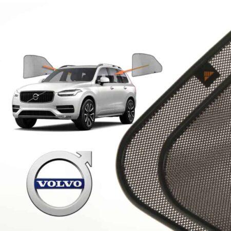 Cortinillas Parasoles Laterales Traseras para Volvo XC90 (2) (2014-presente) SUV 5 puertas
