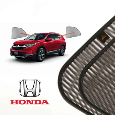 Cortinillas Parasoles Laterales Traseras para Honda CR-V (5) (2016-presente) SUV 5 puertas